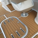 Hydrodeck Luxury Marine Flooring - Lake Lanier, Ga