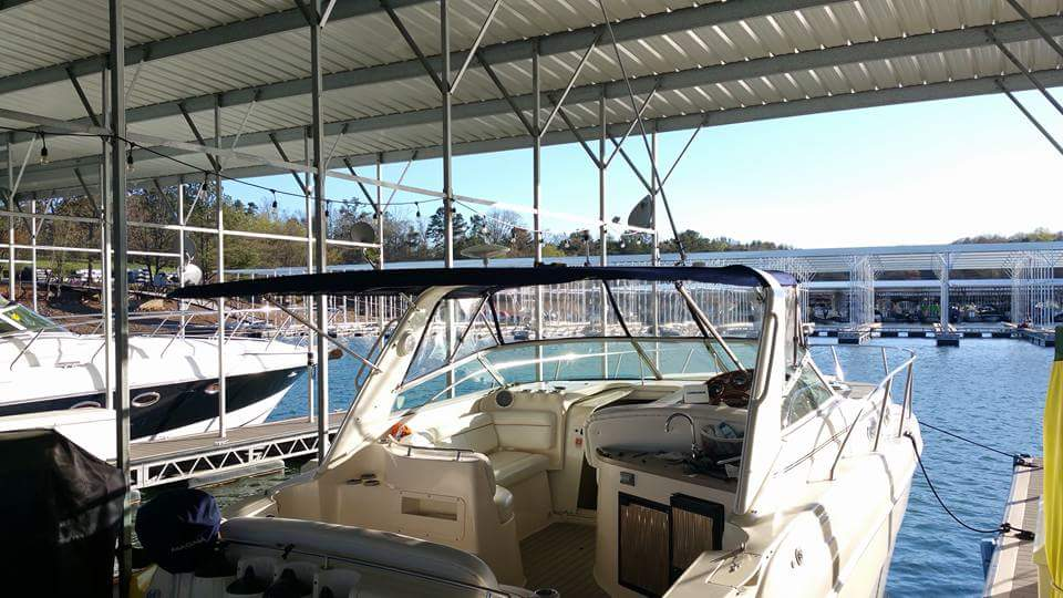 Custom Canvas, Lake Lanier and Allatoona | On the Water Solutions
