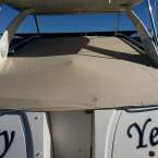 Custom Canvas Mooring Cover - Lake Lanier