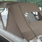 Custom Marine Boat canvas top Lake Allatoona