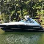 Custom boat top - Marine Canvas Lake Allatoona