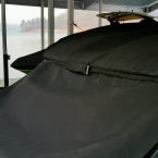 Custom Canvas Enclosure for Wakeboard boat - Lake Lanier