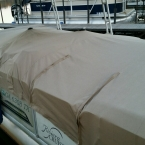 Custom Canvas Enclosure for Pontoon - Lake Lanier