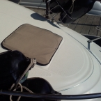 Custom boat cover Lake Allatoona